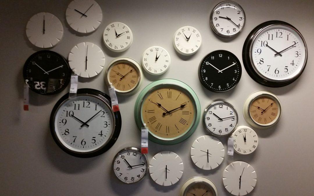 L'horloge, une bonne pièce de décoration pour votre maison