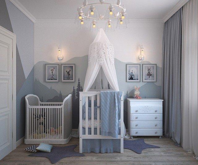 Comment décorer la chambre du bébé ?