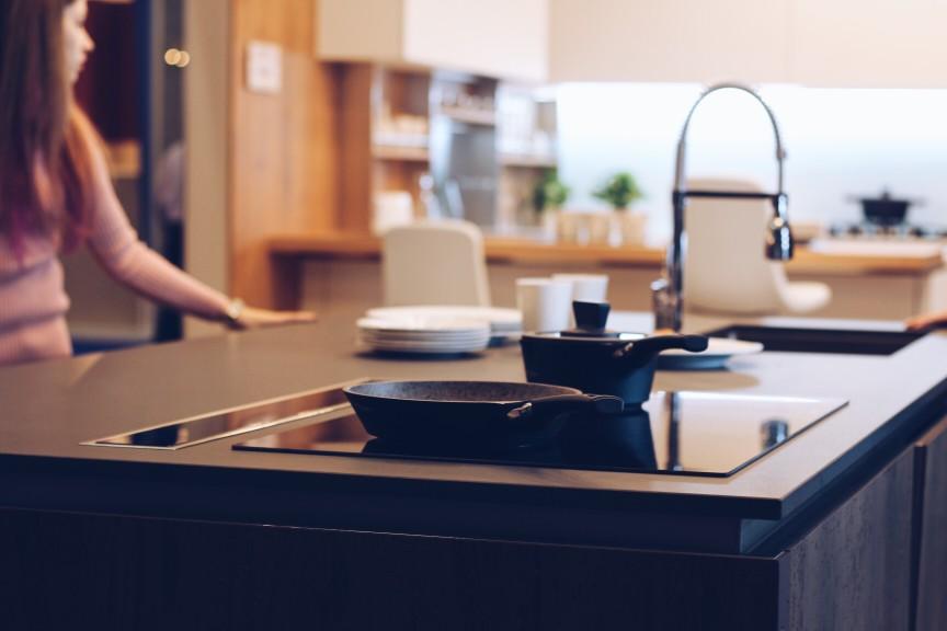 Quand le luxe s'installe dans votre cuisine!