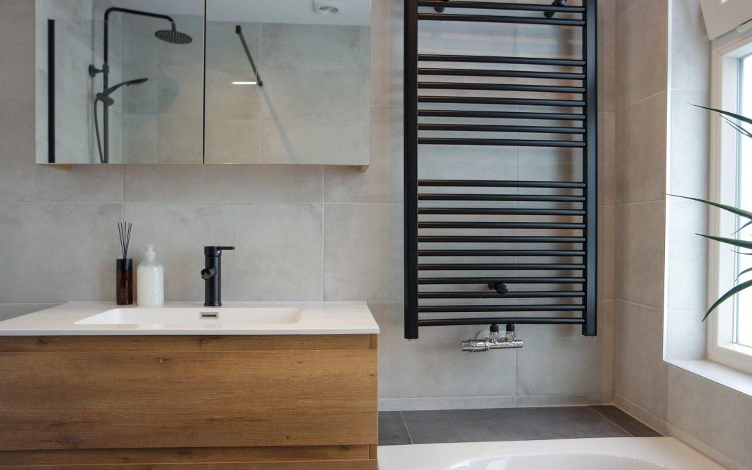 Penser la décoration et l'aménagement de sa salle de bain.